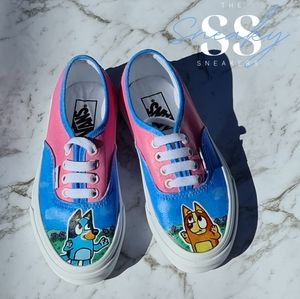 Custom painted Shoes